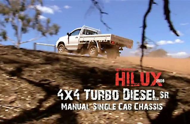 Toyota Hilux TVC