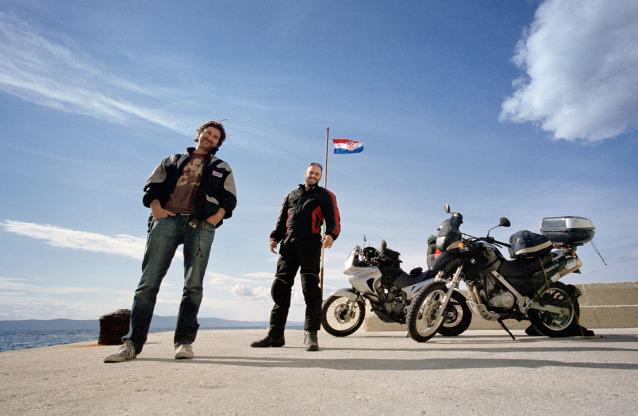 Nic Montagu & Hamish Siddins Motorcycle Reel